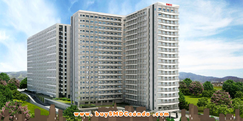SMDC Green 2 Residences Cavite Condo Building Facade