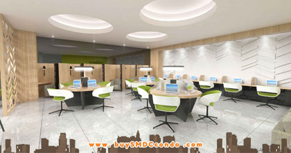 SMDC Green 2 Residences Cavite Condo Study Area