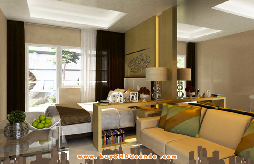 SMDC Cool Suites Tagaytay Condo Model Unit