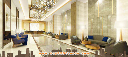 SMDC Glam Residences South Triangle Quezon City Condo Amenity