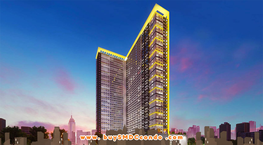 SMDC Glam Residences South Triangle Quezon City Condo Building Facade