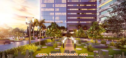 SMDC Gold Offices NAIA Manila Airport Paranaque Office Space Amenity