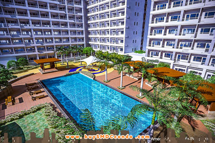 SMDC Grace Residences SM Aura Taguig City Condo Amenity