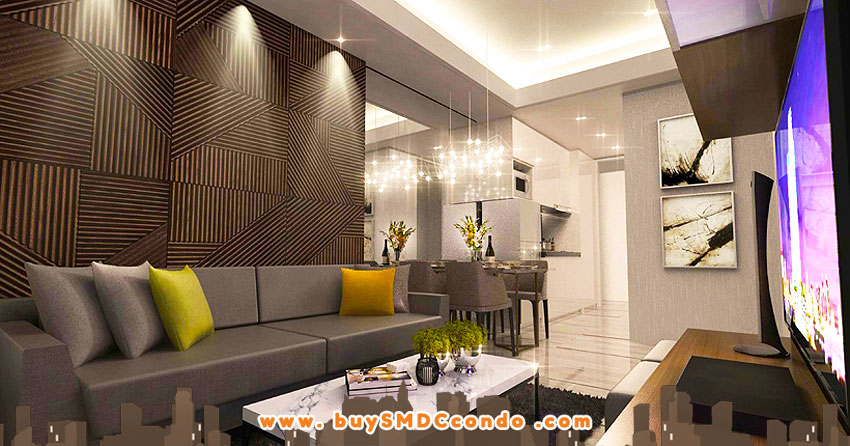 SMDC Green 2 Residences Cavite Condo Model Unit