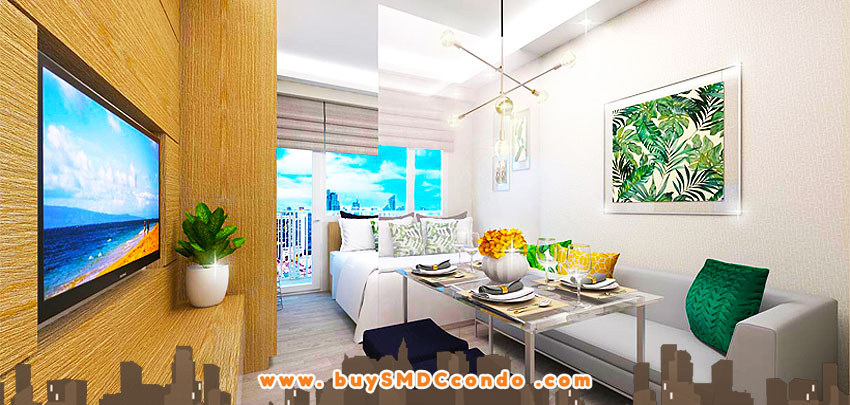 SMDC Lush Residences San Antonio Makati Condo Model Unit