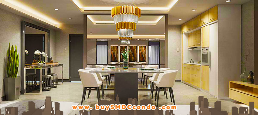 SMDC Sail Residences Mall of Asia Condo Model Unit