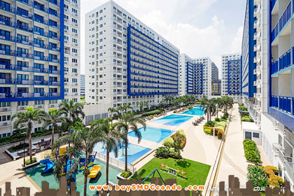 SMDC Sea Residences SM Mall of Asia Pasay City Condo Amenity