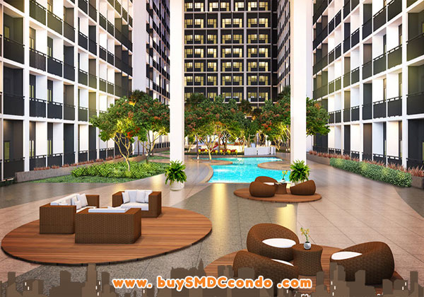 SMDC Shore 2 Residences SM Mall of Asia Pasay City Condo Lounge