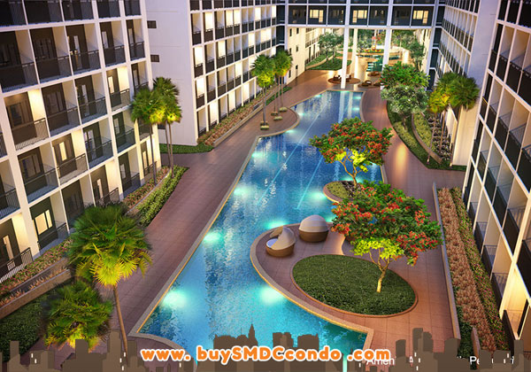 SMDC Shore 2 Residences SM Mall of Asia Pasay City Condo Pool