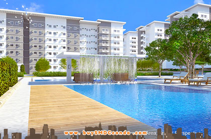 SMDC Trees Residences SM Fairview Novaliches Quezon City Condo Amenity