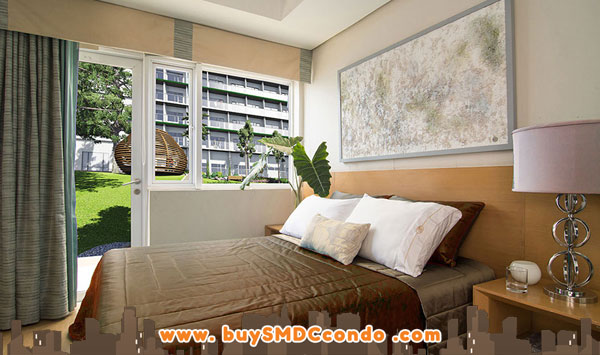 SMDC Wind Residences Tagaytay Condo Model Unit