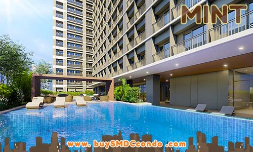 SMDC Mint Residences Don Chino Roces Avenue Makati City Condo