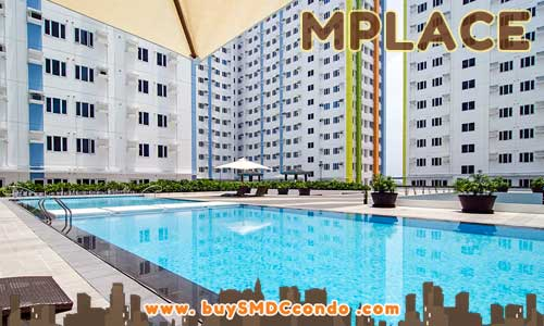 SMDC MPlace South Triangle Quezon City Condo
