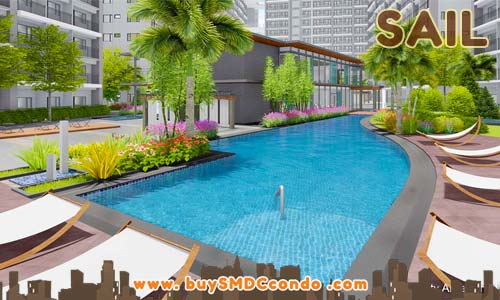 SMDC Sail Residences SM Mall of Asia Pasay City Condo