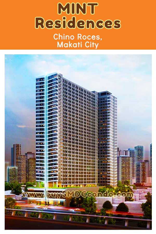SMDC Mint Residences Chino Roces Makati Condo