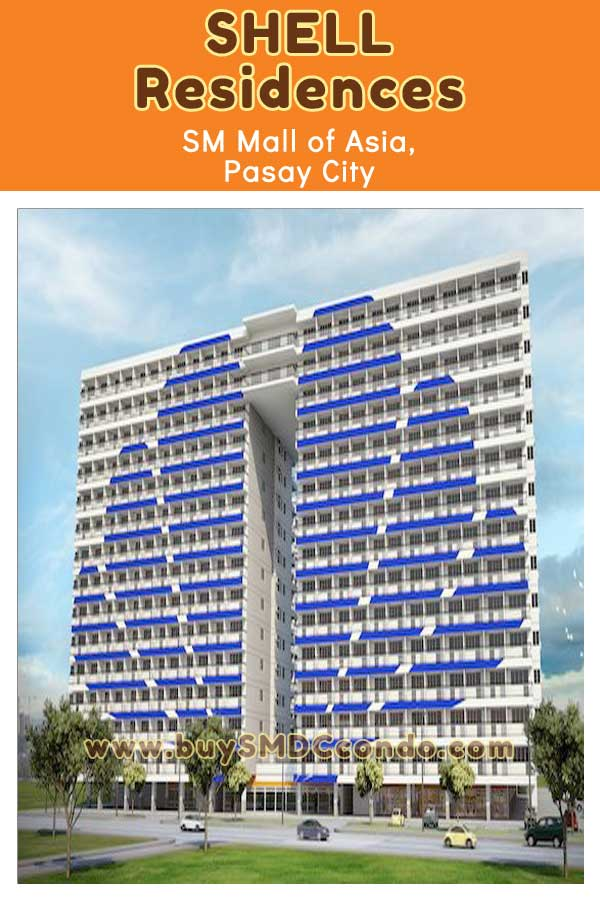 SMDC Shell Residences SM Mall of Asia Pasay City Condo